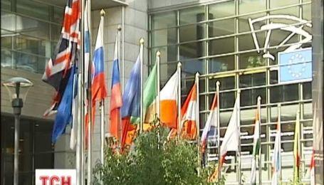 Европа разочарована решением украинских властей