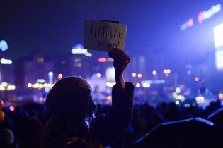 Украинцев в соцсетях с самого утра начали звать на Евромайдан (видео)