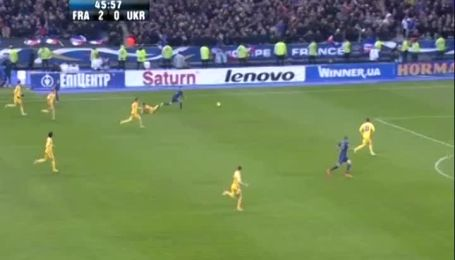 Франція - Україна - 3:0. Відеоаналіз
