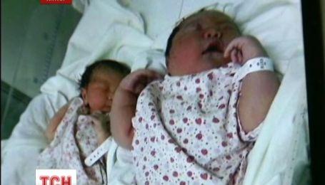 Жінка у Шанхаї народила дитину вагою у 6 кілограм
