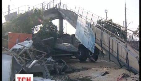 В Киеве большинство мостов может рухнуть в любой момент