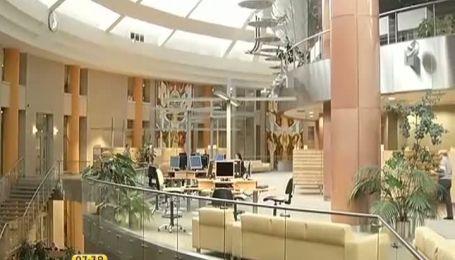 Национальная библиотека Беларуси - одно из самых красивых зданий в мире