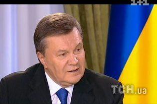 Янукович з'явився і вважає себе президентом