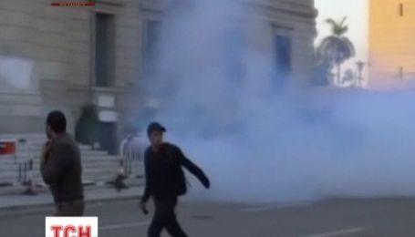 Протест у каїрському університеті закінчився гибеллю студента