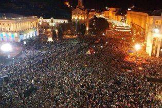У соцмережах масово поширюють фейкове фото з Євромайдану