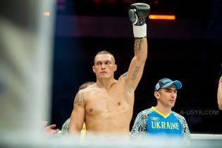 Александр Усик проведет следующий бой в марте