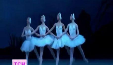 """В Национальной опере Украины давали """"Лебединое озеро"""""""