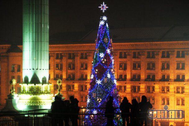 История Украины в елках: 10 лет - 10 елок