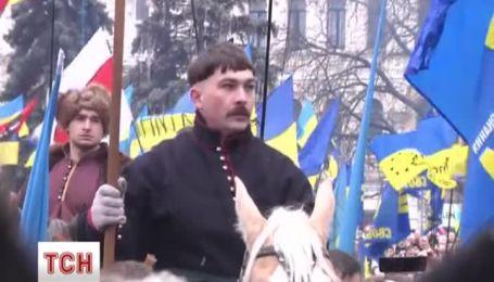 Українці збираються у Києві на Марш мільйона