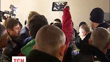 Апелляционный суд Киева начал разбирательства апелляций арестованных митингующих