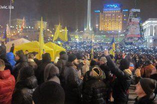 """Донецький пенсіонер віддав Євромайдану всю пенсію і пообіцяв мітингувати """"поки не вб'ють"""""""