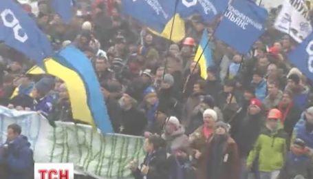 Апелляционный суд Киева отпустил еще четырех арестованных митингующих