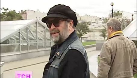 Борис Гребенщиков прибыл в Киев