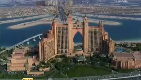 Дубай - найвищий в світі хмарочос та найкрасивіший фонтан