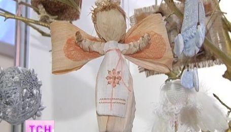 """В столичном дворце """"Украина"""" представили украшения, сделанных детьми со всей страны"""