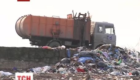 В Ровно остановился единственный в городе мусороперерабатывающий завод