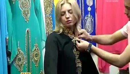 Дубай - самые дорогие женские платья и килограммовые золотые украшения
