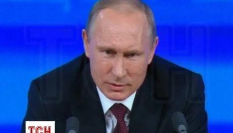 Путін: епатажний вчинок Pussy Riot принижує гідність жінки