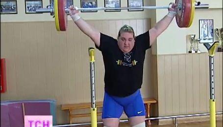 Украинская тяжелоатлетка Ольга Коробка вернулась в спорт