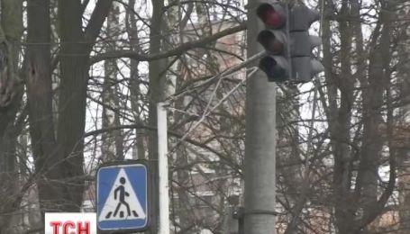 В Житомирі арештували світлофори