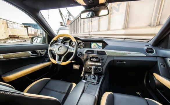 Mercedes-Benz LM63-700 Compressor