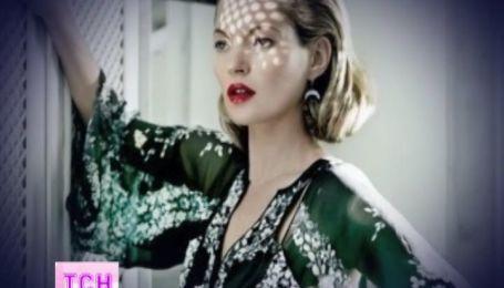 Кейт Мосс знялася для американського Vogue