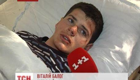 На Закарпатье пьяный водитель сбил девять подростков на обочине