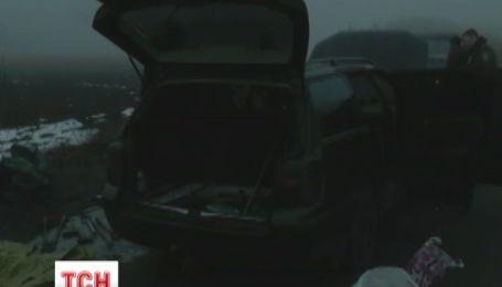 На Кіровоградщині інспектори ДАІ випадково затримали грабіжників