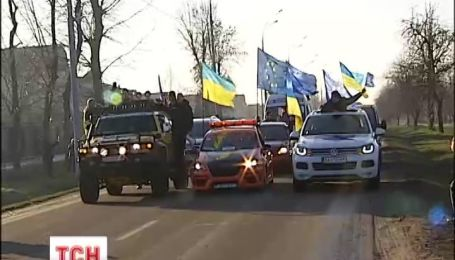 Майдан розробив програму дій на наступний рік
