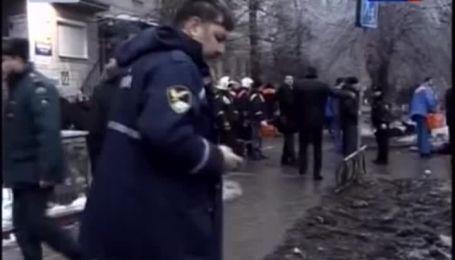 В Волгограде произошел новый мощный взрыв