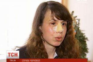 Журналістка Тетяна Чорновол дала перше інтерв'ю після страшного побиття на Бориспільській трасі