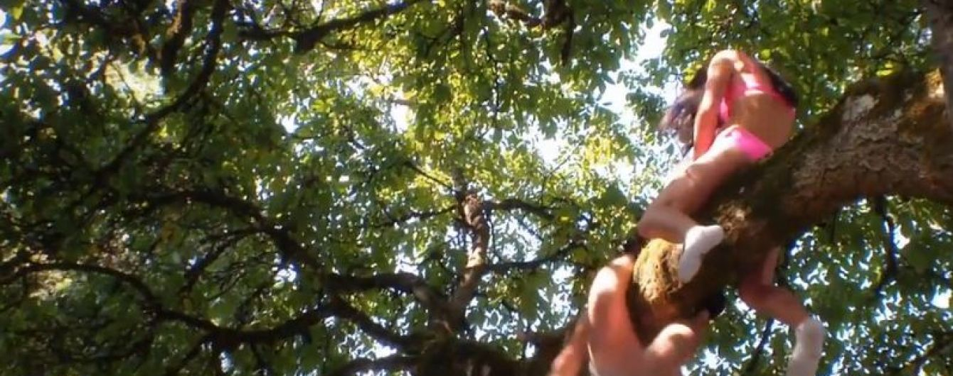Посмотреть парнушку в лісі хлопець і жінка фото 196-105