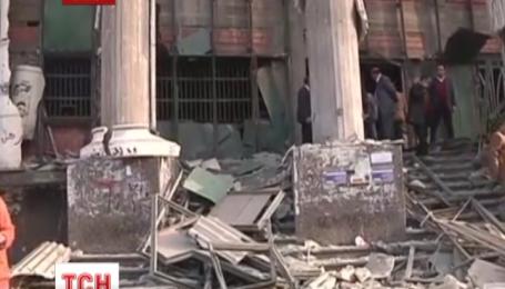 Десять человек погибли в первый день египетского референдума