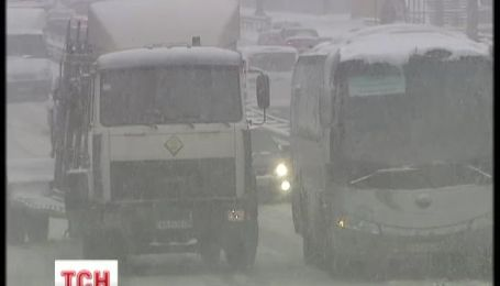 Украинцам необходимо готовиться к настоящей зимы со снегом и метелями