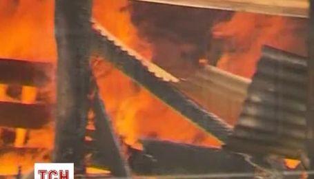 40-градусная жара не дает потушить лесные пожары в Австралии