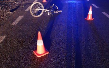 Авто сбило насмерть ребенка: на Закарпатье в ДТП погиб 13-летний мальчик на велосипеде (фото)