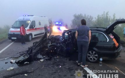 Моторошна ДТП на Волині: восьмеро людей травмувалися, четверо у вкрай тяжкому стані