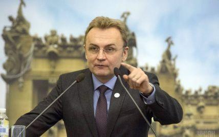 Садовий зняв свою кандидатуру на виборах на користь Гриценка
