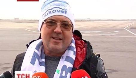 """Ювілейного туриста комплексу """"Буковель"""" зустрічали музикою"""