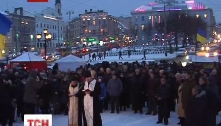 Во Львове и Черновцах призывают людей лично поддержать евромайдан