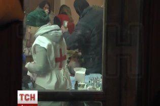 На Грушевського під час заворушень застрелили третього протестувальника