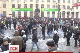 Минздрав и экологи бьют тревогу и убеждают, что с Майдана идет букет болезней