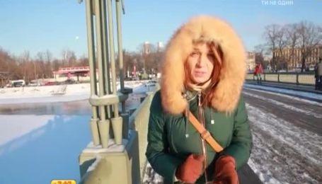 Санкт-Петербург - місто, де мало сонця, багато хмар, а розкішні палаци на кожному кроці