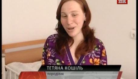 На Волыни из-за метели женщина едва не родила в пожарной машине