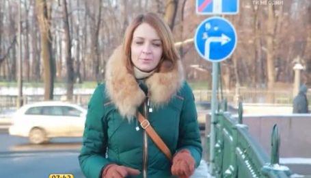 Санкт-Петербург - найменший пам'ятник та один із найкрасивіших мостів