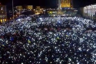 Закордонні гурти записують пісні про Євромайдан в Україні