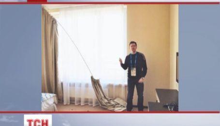 Иностранные журналисты пожаловались на сочинские отели