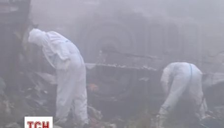Алжир подтвердил гибель 77 человек в авиакатастрофе военного самолета