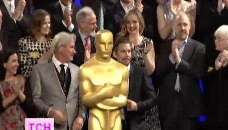 Програвши номінанти на Оскар отримають по півсотні тисяч доларів