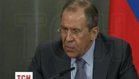 Росія може бути посередником між опозицією і владою України - Лавров